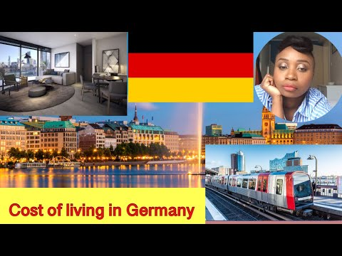 COST OF LIVING IN 🇩🇪 GERMANY / HOW EXPENSIVE IS IT?