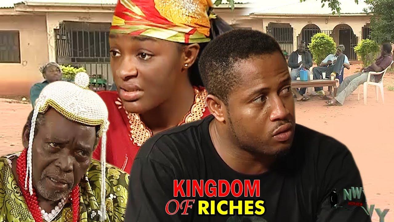 Download Kingdom Of Riches Season 1&2  -  Chacha Eke 2017 Latest Nigerian Nollywood Movie