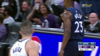3rd Quarter, One Box Video: Sacramento Kings vs. Minnesota Timberwolves