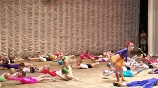 Секция акробатической гимнастики ДК Газ Н.Новгород