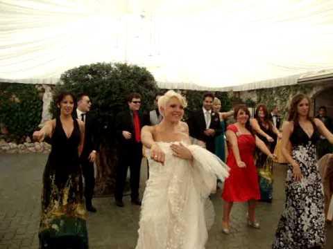 Baile Original Boda Marta