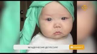 В Актобе родные 8-месячной Аянат Ербол винят врачей в тяжелом состоянии ребенка