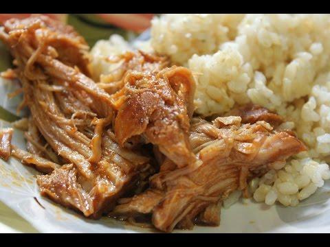 Tender Slow Cooked Pork Roast ~ One Can Roast
