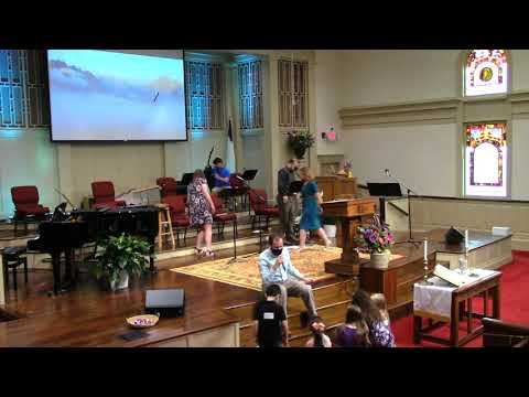 August 23, 2020 Service at First Baptist Thomson [Re-posted], Streaming License 201531172