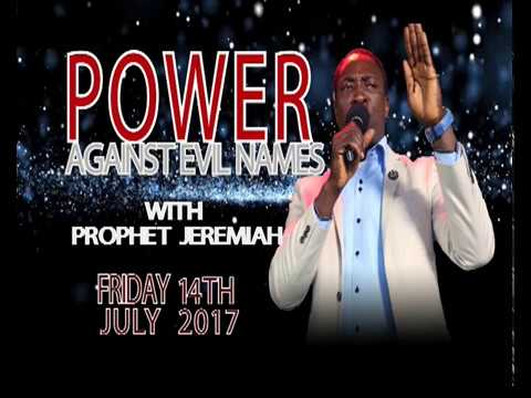 power-against-evil-name-|-friday-prophetic-service