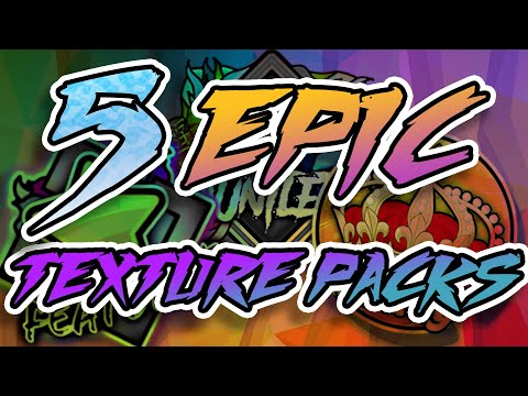 5 EPIC Geometry Dash Texture Packs (2.113)