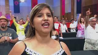 MasterChef Paraguay 03-04-2018 Programa 1 - Bloque 1