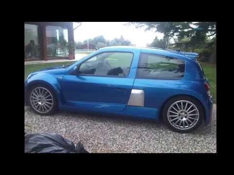 RenaultSport ClioV6 to Verona, Italy via Stelvio Pass