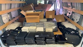 350 Dell Tablet PCs TO BE DESTROYED!!!