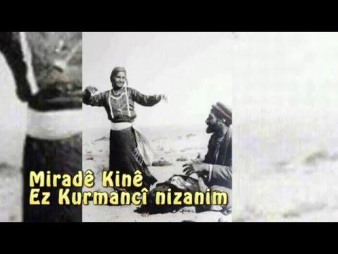 Miradê Kinê - Ez Kurmancî nizanim 1968