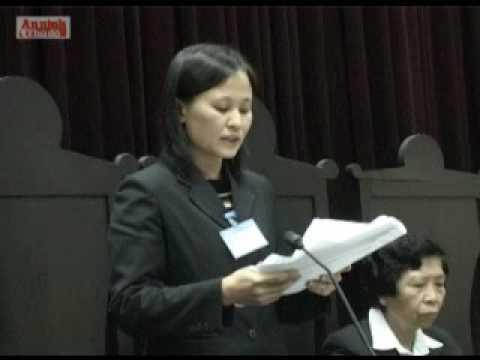 Video  Tuyên án nữ sinh dùng dao cắt cổ người tình  Video  Tuyen an nu sinh dung dao cat co nguoi tinh