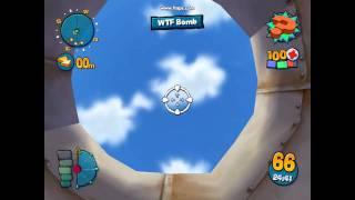 Worms 4 Mayhem: Overlaugh 'Splosions 3