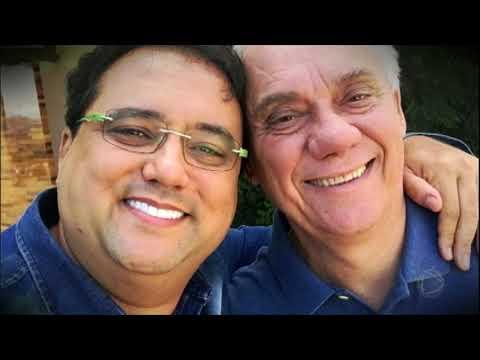 Domingo Espetacular mostra a trajetória de luta do apresentador Marcelo Rezende