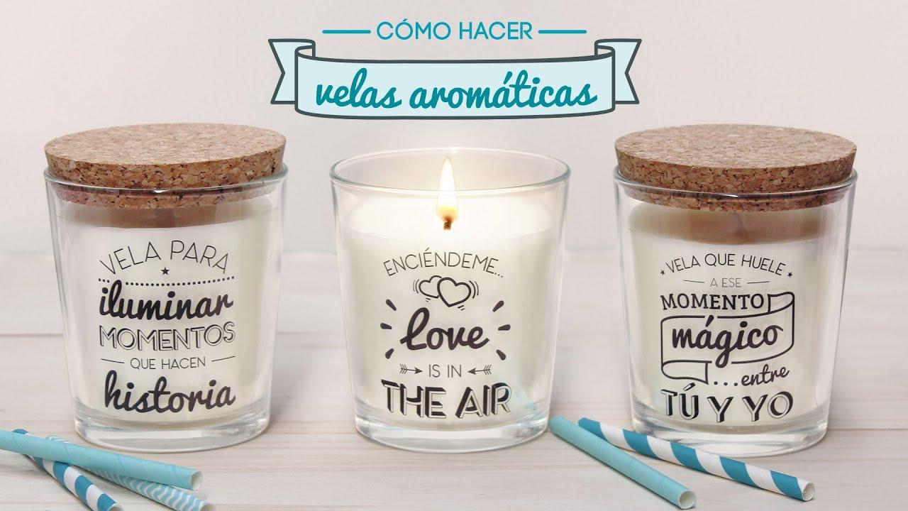cmo hacer velas aromticas - Velas Aromaticas