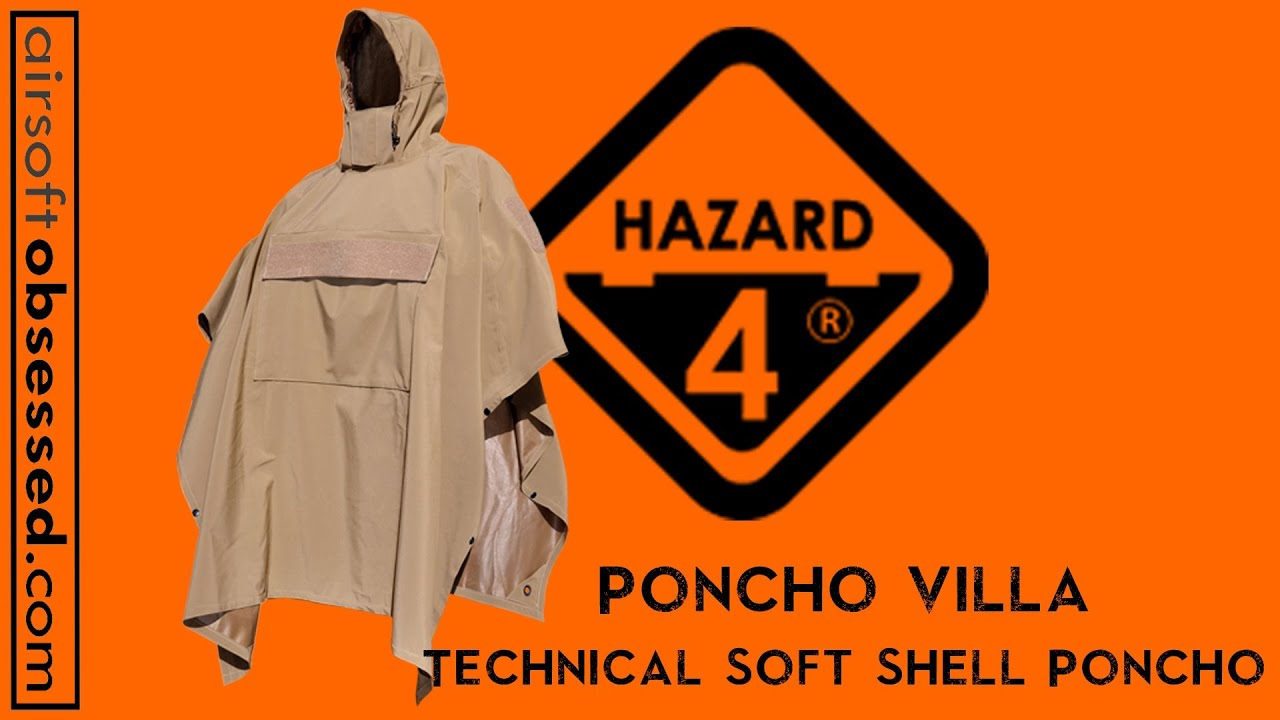05dc39120 Hazard 4 Poncho Villa - Airsoft Obsessed Shot Show 2013 - YouTube