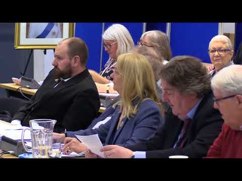 Full Council Budget Meeting 15 February 2018