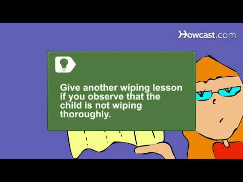 How to Teach Your Kid to Wipe