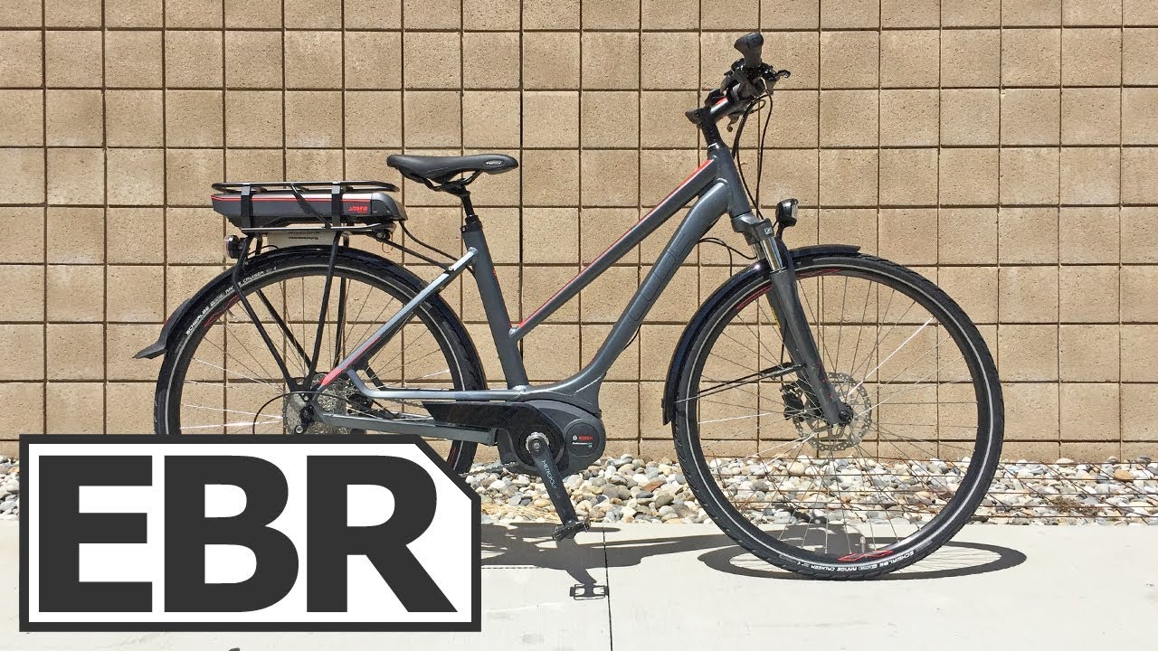 14ae20ef716 CUBE Touring Hybrid Pro 500 Video Review - $3.2k Trekking Commuting Ebike,  Bosch CX