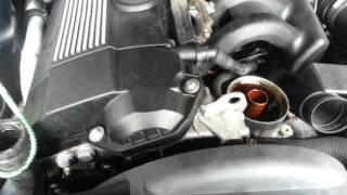 E36 BMW OBDi M52B28 crank shaft sensor replacement by Bush