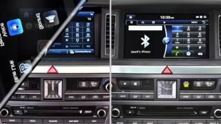 2016 Hyundai Genesis - Bluetooth Pairing