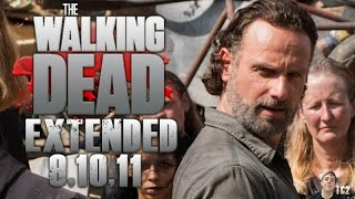 The Walking Dead Season 7 Second Half – Episodes 9, 10, and 11 Extended!