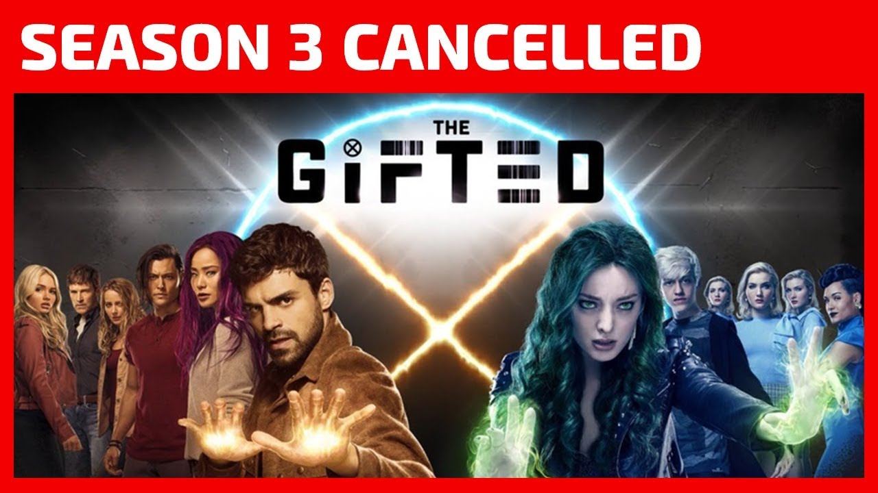 Download Season 3 of The Gifted is cancelled by FOX, but might get revived by Hulu or Freeform