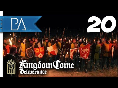 EPIC NIGHT SIEGE BATTLE - Kingdom Come: Deliverance Part 20