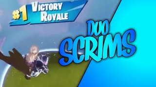 DUO SCRIMS ft. Dopey & Equinox ( Fortnite : BR) BOTH POV.