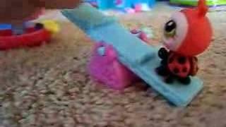 Littlest Pet Shop - Visit with Friends