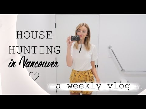 House Hunting In Vancouver | #melweekly