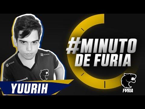 MINUTO DE FURIA - yuurih (CSGO)