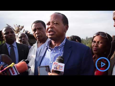 Leaders in Nyeri county revive push for extra constituencies