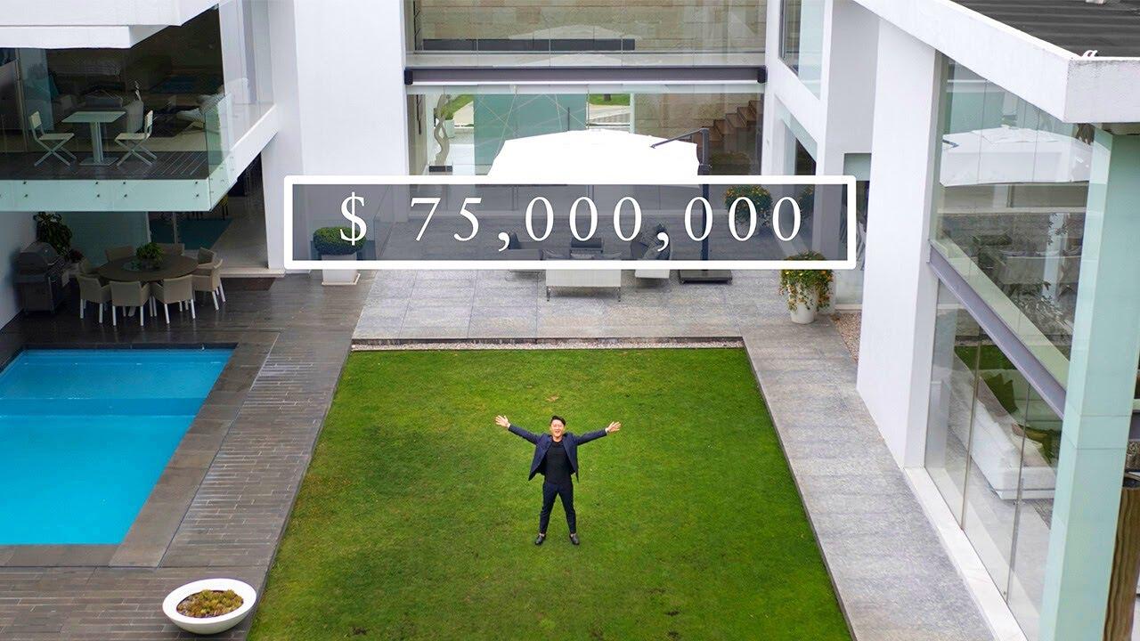 $75 MILLONES! VENDO CASA de lujo en Zona Esmeralda