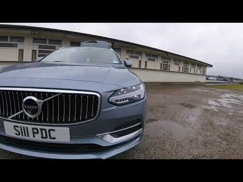 Vt Attends The Volvo Owners Club Northern Bkv At Wetherby Race Course 2018