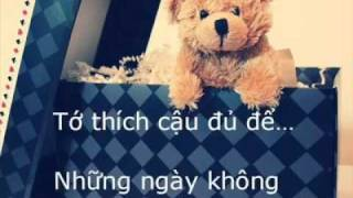 A little love - Fiona Fung lyric (upload by Canh Toan)
