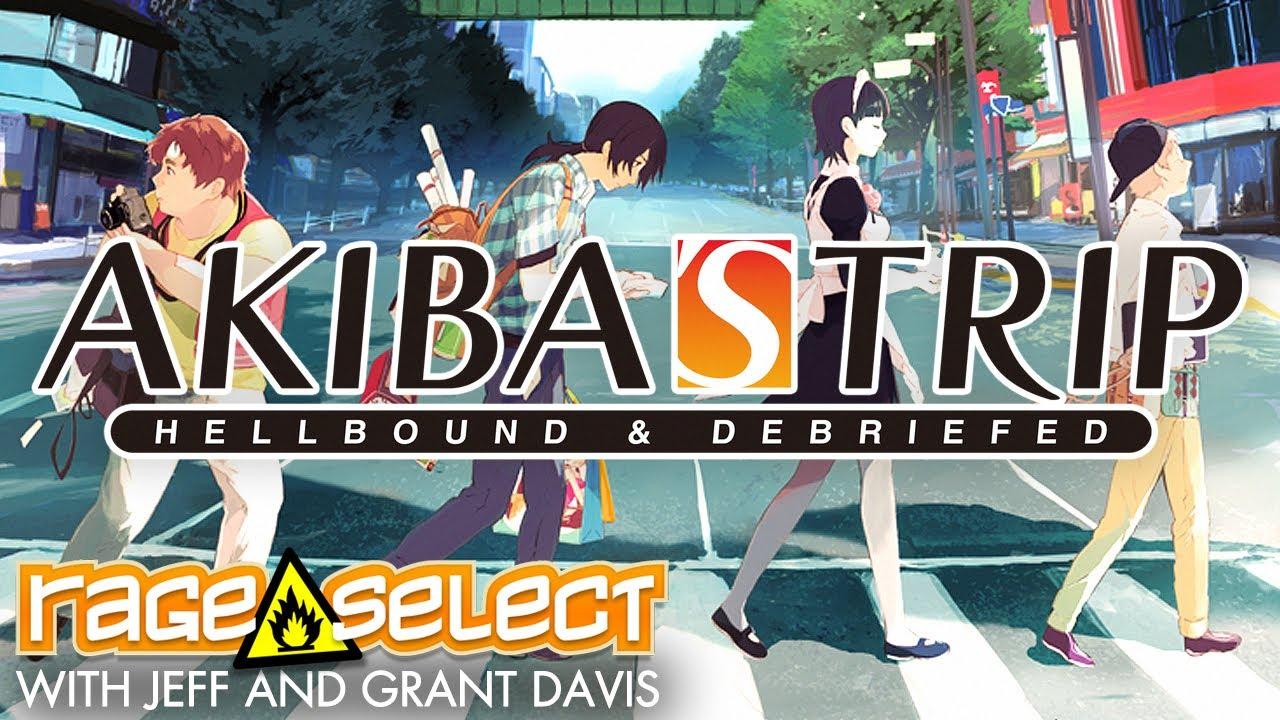 Akiba's Trip: Hellbound & Debriefed (The Dojo) Let's Play