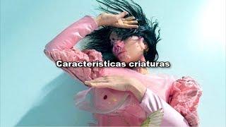 björk • features creatures (español)