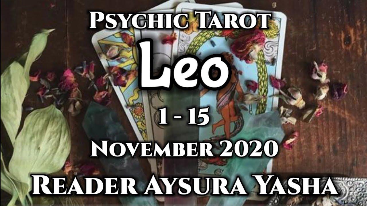 #Leo November 2020 | Dia merasa bersalah