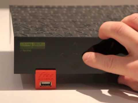 didacticiel association home phone sur la freebox revolution le t l phone sans fil design. Black Bedroom Furniture Sets. Home Design Ideas