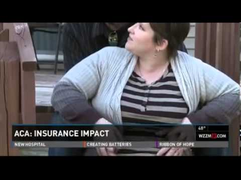 WZZM-MI: ObamaCare Forcing Michigan Couple To Pay Yearly Deductible Twice