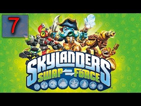 Skylanders Swap Force: Chapter 8 - Twisty Tunnels