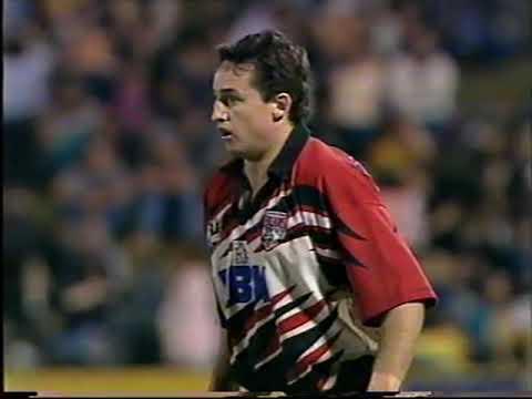 North Sydney Bears V Nth Qld LAST EVER GAME 1st Half 1999