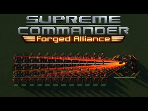 TOO MUCH MASS (phantom) - Supreme Commander: Forged Alliance