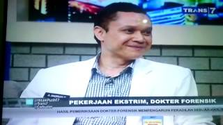 "Hitam Putih Trans 7 "" Profesi Ekstrim Di Indonesia """