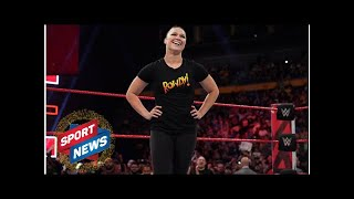 WWE Smackdown megastar keen to face Ronda Rousey after SummerSlam