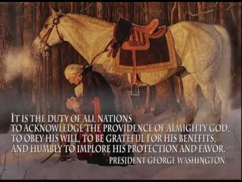 George Washington On Prayer