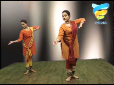 Learn Kathak (Basic Dance Steps) - Hastak (Hand Movements ...