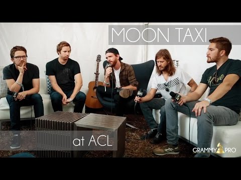 GRAMMY Pro Interview with Moon Taxi at ACL 2015
