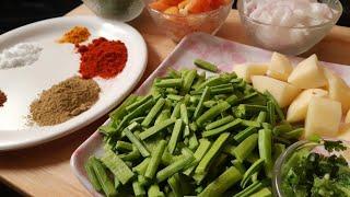 ऐसे बनायेगे ग्वार की सब्जी तो खाते ही रह जायेगे l Gawar phali ki sabji
