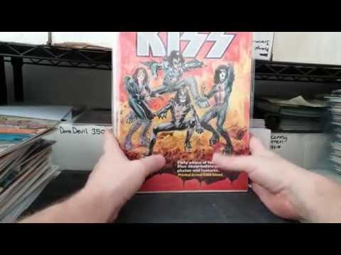 Comic haul LARGEST on Youtube PART IX Batman comics Marvel Magazines